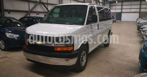 foto Chevrolet Express Cargo Van LS 6.0L usado (2018) color Blanco precio $389,900