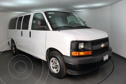 Chevrolet Express LS D 12 pas usado (2017) color Blanco precio $359,900