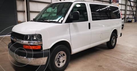Chevrolet Express LS L 12 Pas usado (2018) color Blanco precio $349,900