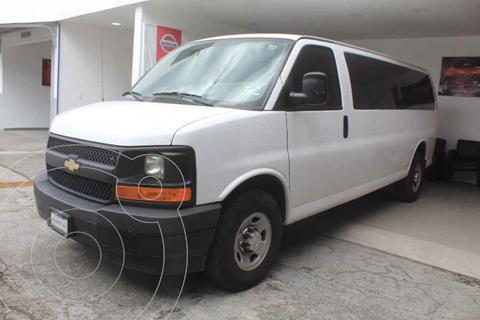 Chevrolet Express LS D 12 pas usado (2017) color Blanco precio $479,000