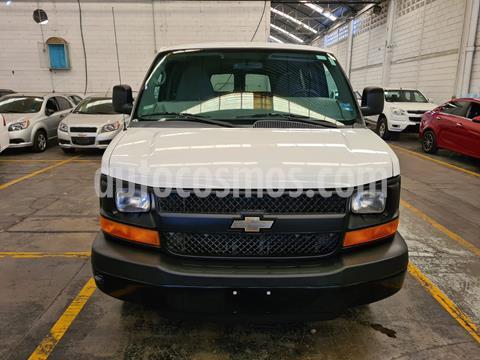 Chevrolet Express LS C 15 Pas usado (2015) color Blanco precio $325,000