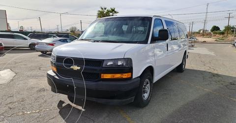 Chevrolet Express LS C 15 Pas usado (2018) color Blanco precio $439,900