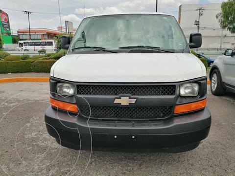 Chevrolet Express Cargo Van LS 4.3L usado (2017) color Blanco precio $379,000