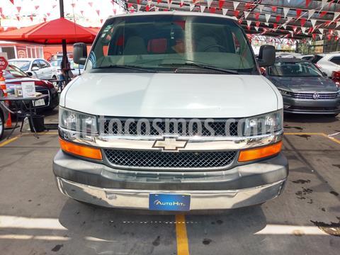 Chevrolet Express Passenger Van LS 8 Pas 4.8L usado (2009) color Blanco precio $275,000