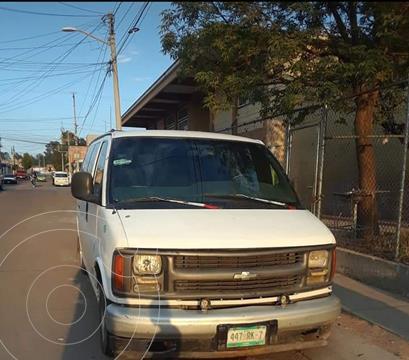 Chevrolet Express Cargo Van 1500 (V6) usado (2004) color Blanco precio $60,000