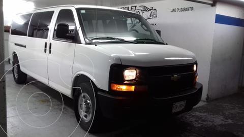 Chevrolet Express LS C 15 Pas usado (2016) color Blanco precio $390,000