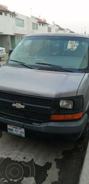 Chevrolet Express Passenger Van Paq D 8 Pas (V6) usado (2006) color Gris precio $98,000