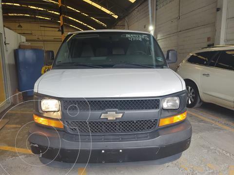 Chevrolet Express LS C 15 Pas usado (2017) color Blanco precio $485,000