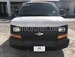 Chevrolet Express LS C 15 Pas usado (2017) color Blanco precio $370,000
