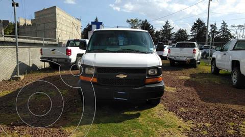Chevrolet Express Cargo Van LS 6.0L usado (2016) color Blanco precio $308,000
