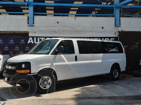 Chevrolet Express LS C 15 Pas usado (2016) color Blanco precio $350,000
