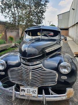 Chevrolet Fleetline Coupe usado (1941) color Negro precio $350,000