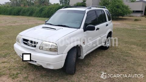 Chevrolet Grand Vitara 2.0 5P usado (2002) color Blanco precio $690.000