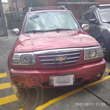 Chevrolet Grand Vitara 3P Sport 4x4 usado (2014) color Rojo precio u$s15.500