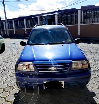 Chevrolet Grand Vitara 5P Ac usado (2009) color Azul precio u$s12.500