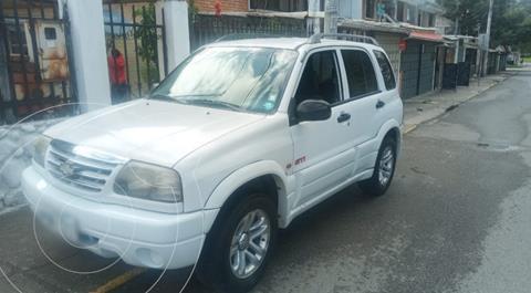 Chevrolet Grand Vitara 5P Ac usado (2008) color Blanco precio u$s11.500