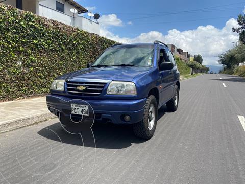 Chevrolet Grand Vitara 3P 1.6i 4x4  usado (2007) color Azul precio u$s10.300