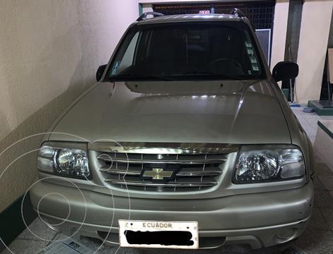 Chevrolet Grand Vitara 5P 1.6i 4x4 usado (2012) color Bronce precio u$s12.500