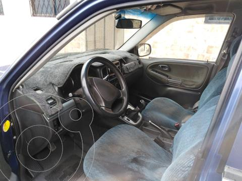 Chevrolet Grand Vitara 5P Ac usado (2008) color Azul precio u$s10.800
