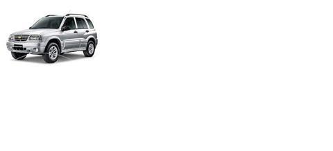 Chevrolet Grand Vitara XL-7 Auto. 4x2 usado (2007) color Plata precio u$s2.500