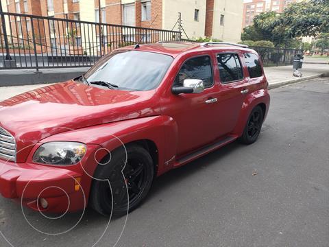 Chevrolet HHR 2.4L Aut usado (2010) color Rojo precio $26.000.000