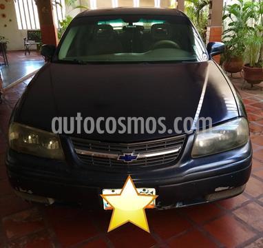 Chevrolet Impala Version sin siglas V6 3.8i 12V usado (2002) color Azul precio u$s1.500