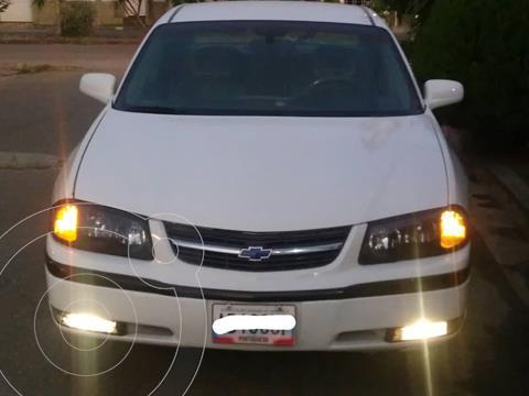 Chevrolet Impala LS usado (2001) color Blanco precio BoF250.000.000