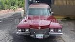 Chevrolet Limusina Cadillac Fleetwood usado (1974) color Rojo precio u$s3.000