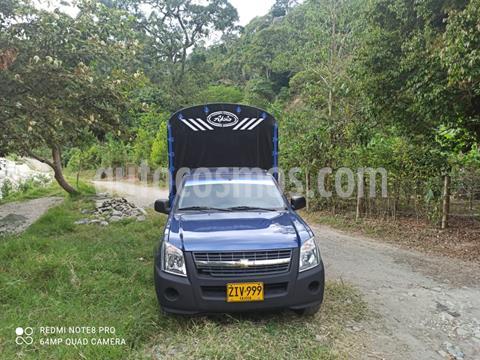 Chevrolet LUV D-Max Chasis 2.5L Di 4x2  usado (2009) color Azul precio $42.000.000