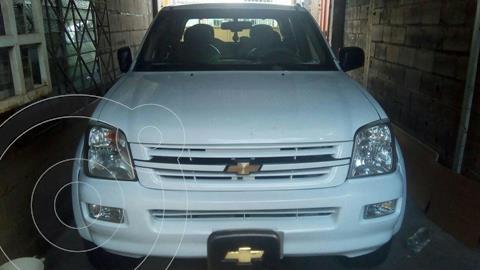 Chevrolet Luv D-Max 3.5L 4x4 Aut usado (2007) color Blanco precio u$s4.500