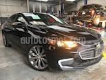 Foto venta Auto Seminuevo Chevrolet Malibu 4p Premier L4/2.0/T Aut (2016) color Negro precio $350,000