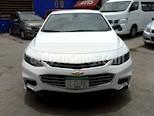 Foto venta Auto usado Chevrolet Malibu LS Paq A (2017) color Blanco precio $222,500