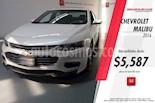 Foto venta Auto usado Chevrolet Malibu LT color Blanco precio $344,000