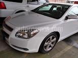 Foto venta Auto usado Chevrolet Malibu LT (2009) color Blanco precio $105,000