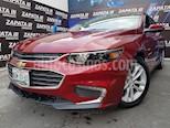 Foto venta Auto usado Chevrolet Malibu LT (2017) color Rojo Tinto precio $284,900