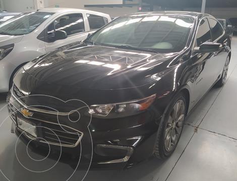 Chevrolet Malibu Premier 2.0 Turbo usado (2017) color Negro Onix precio $349,900