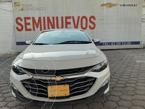 Chevrolet Malibu 3.5L LT Paq F  usado (2019) color Blanco precio $320,000