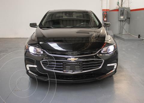 Chevrolet Malibu Premier 2.0 Turbo usado (2017) color Negro precio $349,900