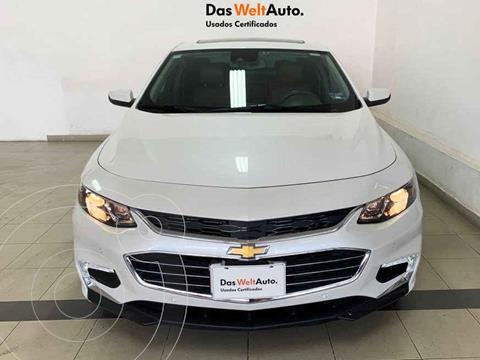 Chevrolet Malibu Premier 2.0 Turbo usado (2018) color Blanco precio $364,995
