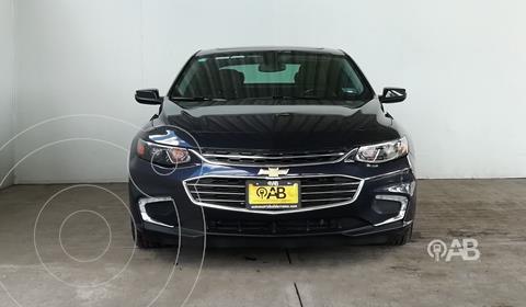 Chevrolet Malibu 3.5L LT Paq F  usado (2018) color Azul Oscuro precio $315,000