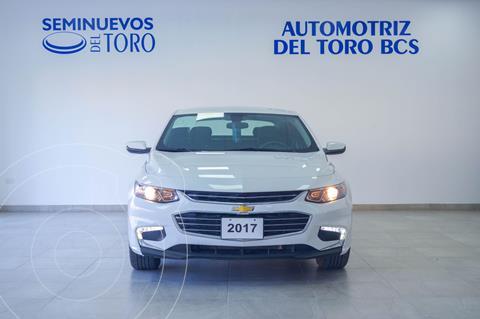 Chevrolet Malibu LT 1.5 Turbo usado (2017) color Blanco precio $270,000