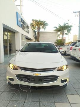 Chevrolet Malibu 3.5L LS Paq D usado (2018) color Blanco precio $310,700
