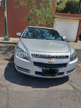 Chevrolet Malibu LT usado (2012) color Plata precio $119,000