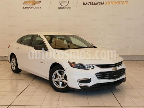foto Chevrolet Malibú LS 1.5 Turbo usado (2016) color Blanco precio $217,000