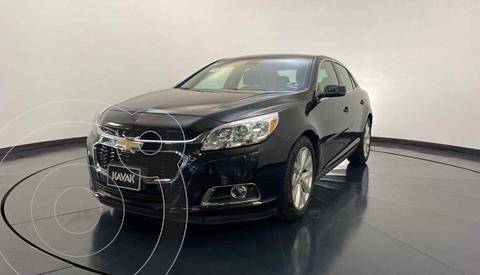 Chevrolet Malibu 2.4L Paq C usado (2014) color Negro precio $182,999