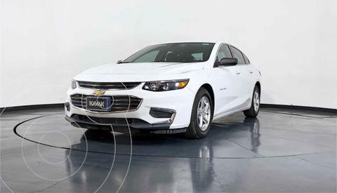 Chevrolet Malibu LS 1.5 Turbo usado (2016) color Blanco precio $242,999