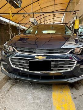 Chevrolet Malibu Premier 2.0 Turbo usado (2017) color Azul Zafiro precio $375,000