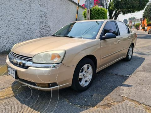 Chevrolet Malibu 3.5L LS Paq D usado (2004) color Bronce precio $51,000