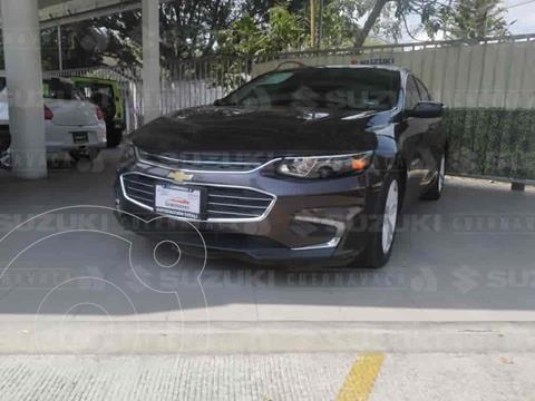 Chevrolet Malibu LT 1.5 Turbo usado (2016) color Marron precio $198,000