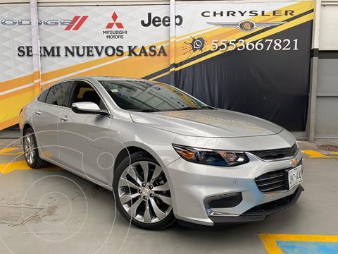 Chevrolet Malibu Premier 2.0 Turbo usado (2016) color Plata Dorado precio $320,000